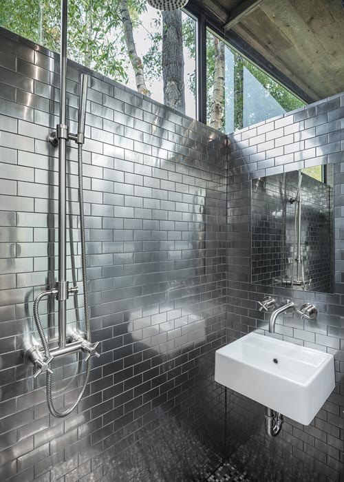 Tile Bathroom - RoadHaus by Wheelhaus