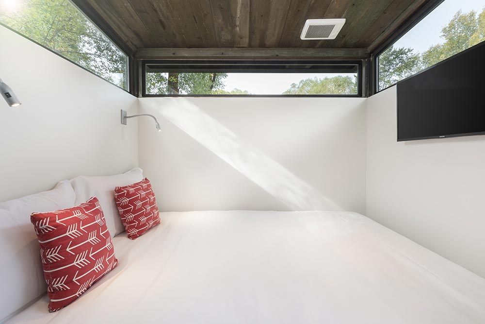 Main Floor Bedroom - RoadHaus by Wheelhaus