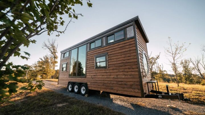Silhouette by Wind River Tiny Homes