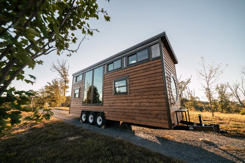 Silhouette By Wind River Tiny Homes Tiny Living