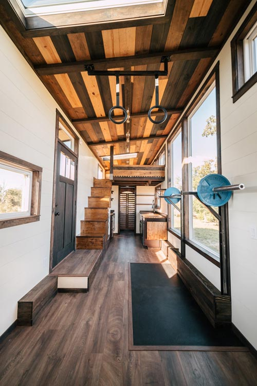 Olympic Rack - Silhouette by Wind River Tiny Homes