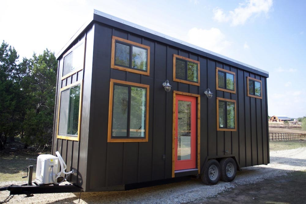 Tiny Home Designs: Texas Hill Country By Nomad Tiny Homes