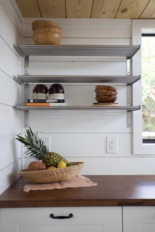 Shelves - Texas Hill Country by Nomad Tiny Homes