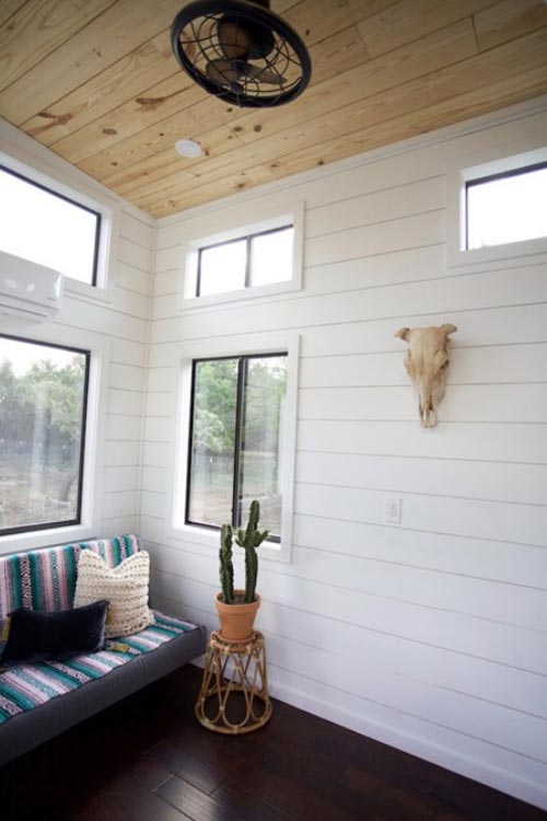 Living Room - Texas Hill Country by Nomad Tiny Homes