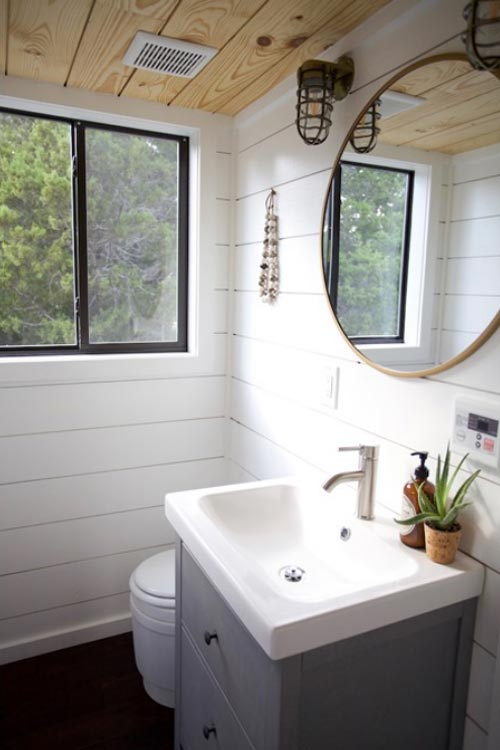Bathroom Sink - Texas Hill Country by Nomad Tiny Homes