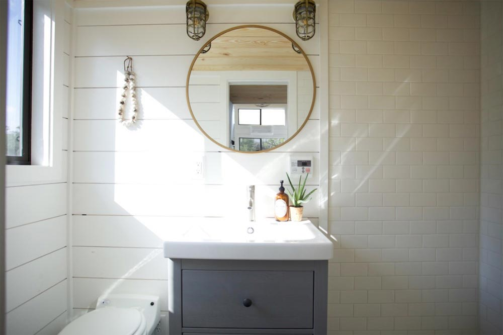 Bathroom - Texas Hill Country by Nomad Tiny Homes