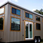 Texas Waterfront by Nomad Tiny Homes