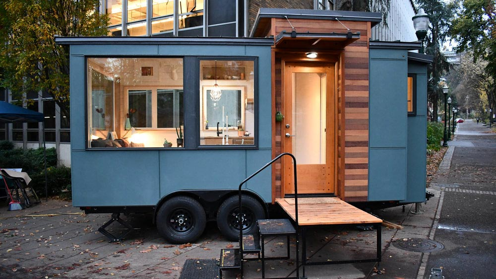 16' Tiny House - Verve Lux by TruForm Tiny