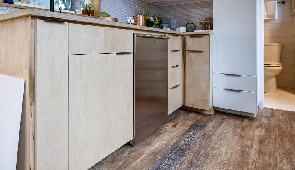 Under Counter Refrigerator - Verve Lux by TruForm Tiny