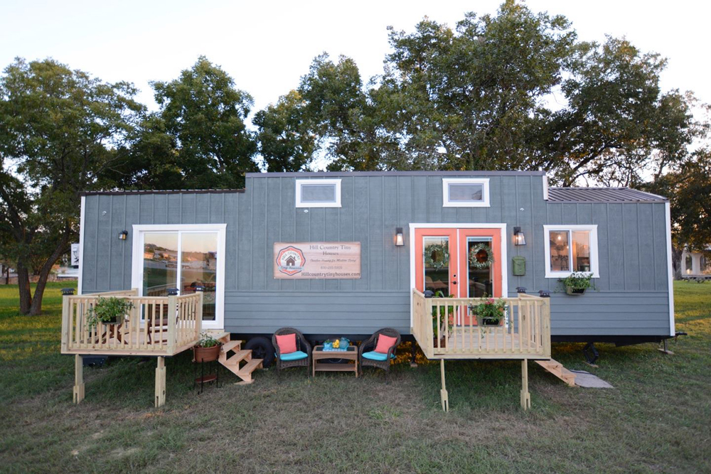 Vintage Retreat by Hill Country Tiny Houses