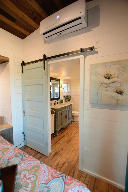 Bathroom - Vintage Retreat by Hill Country Tiny Houses