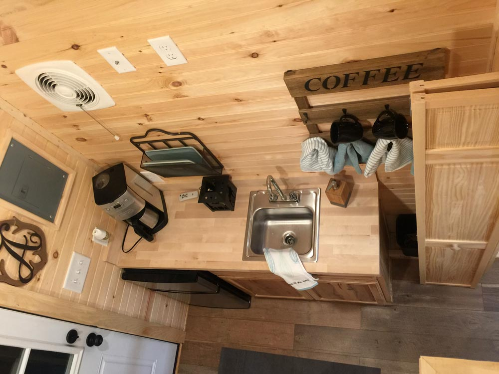 Aerial View - Alpine by Tiny House Building Company