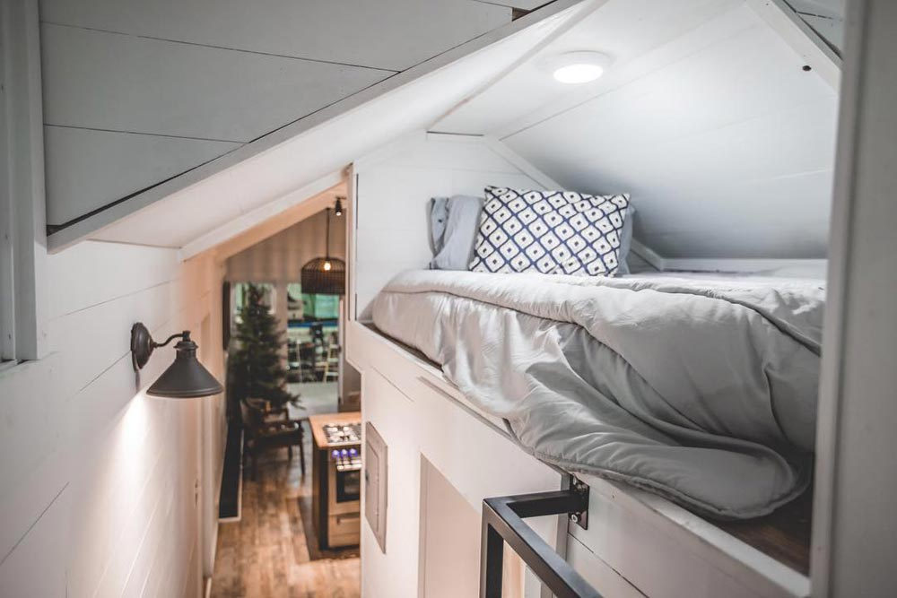 Bedroom Loft - Cindy Lou by Lamon Luther