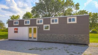 Empty Nester by Custom Container Living