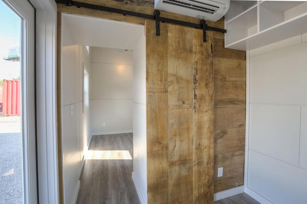Accent Wall - Empty Nester by Custom Container Living