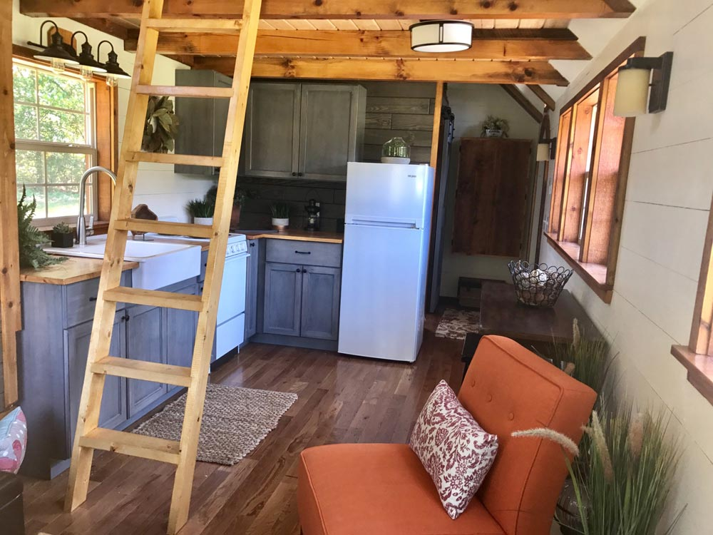 Kitchen - Highland by Incredible Tiny Homes