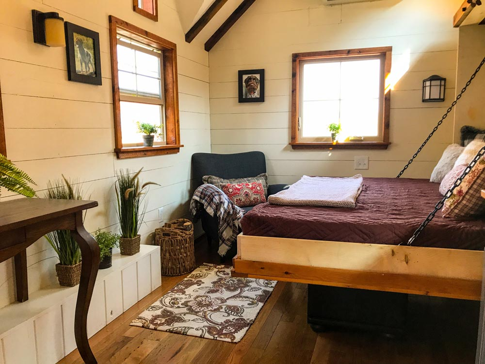 Living Room - Highland by Incredible Tiny Homes