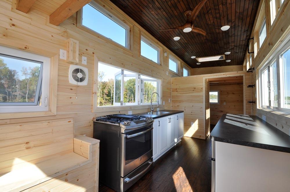 Tiny House Appliances >> Hillside by Tiny House Building Company - Tiny Living