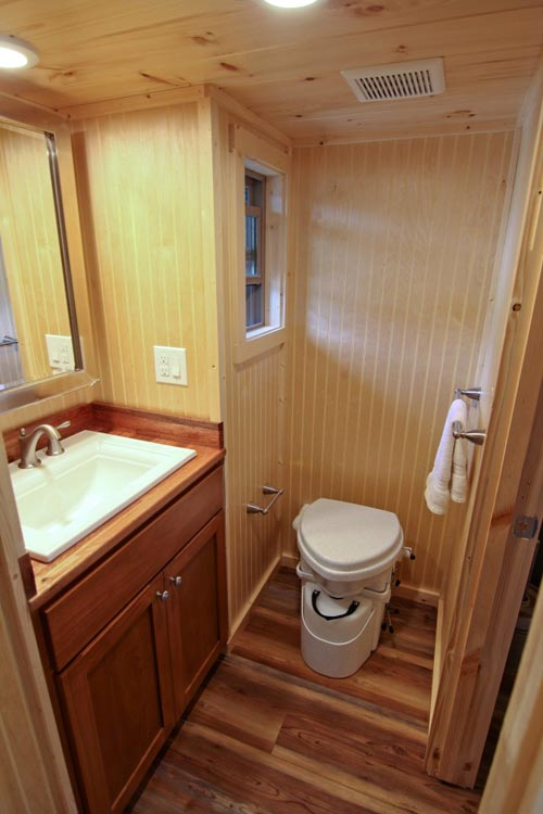 Bathroom Sink - Houston by American Tiny House