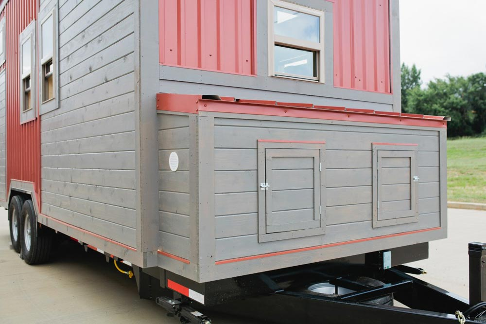 Exterior Storage - Houston by American Tiny House