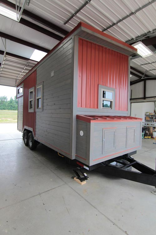Houston By American Tiny House Tiny Living