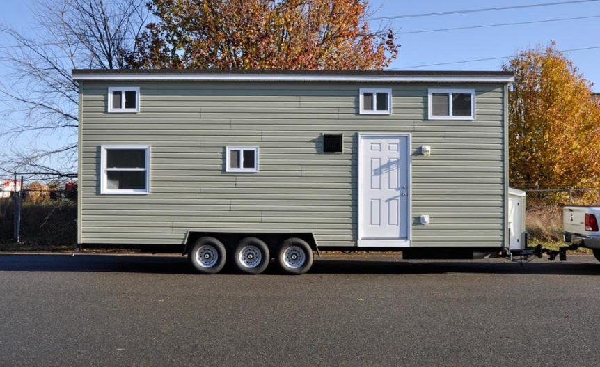 Jefferson by Tiny House Building Company