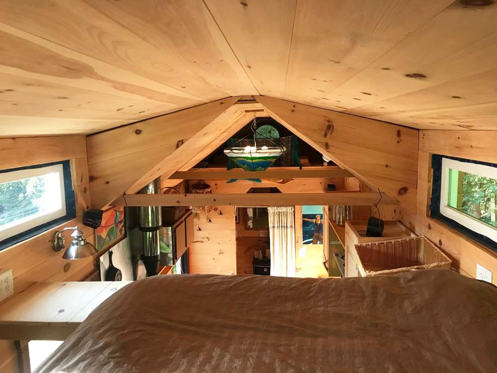 View From Loft - Mayu Tiny House
