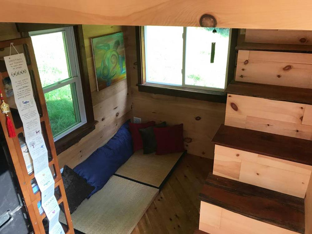 Living Room - Mayu Tiny House