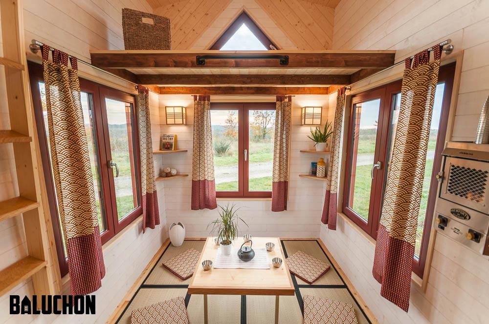 Living Room - Ondine by Baluchon