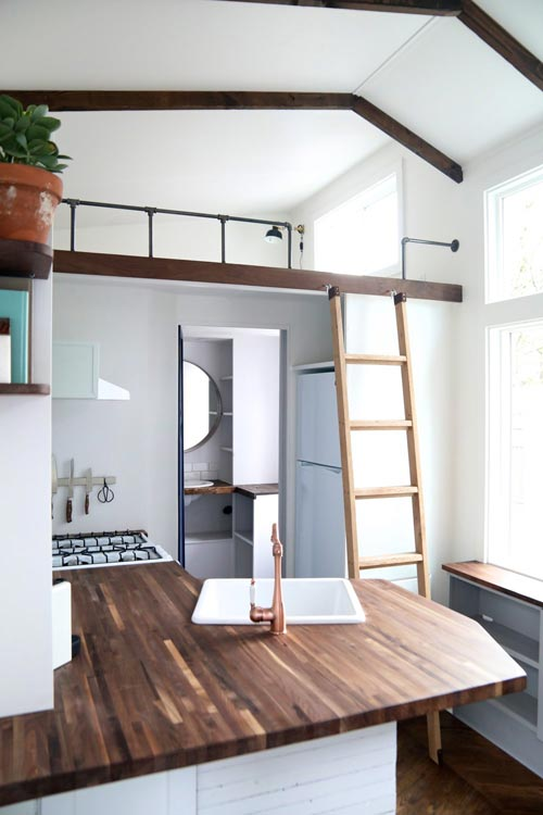 Loft Ladder - Pacific Getaway by Handcrafted Movement