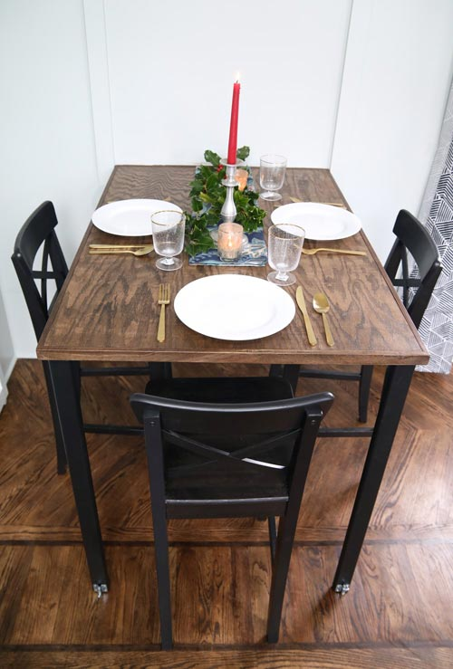 Dining Table - Pacific Getaway by Handcrafted Movement