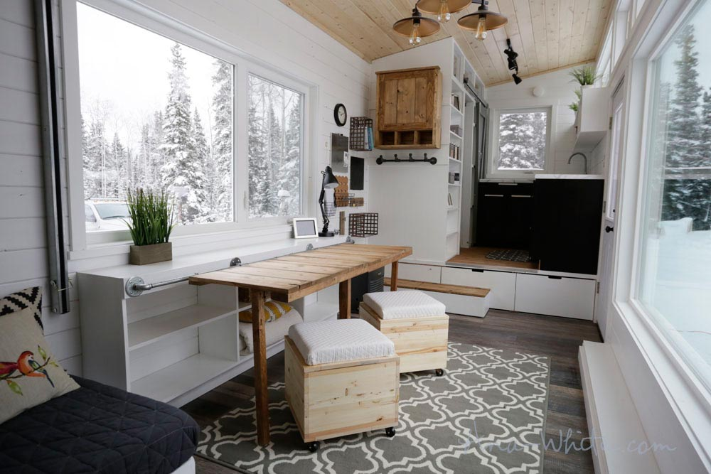 Desk/Table - Rustic Modern by Ana White