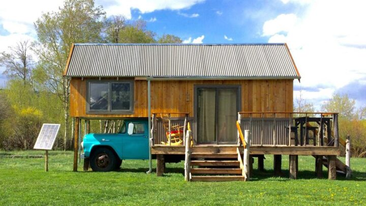 Stockman Tiny House
