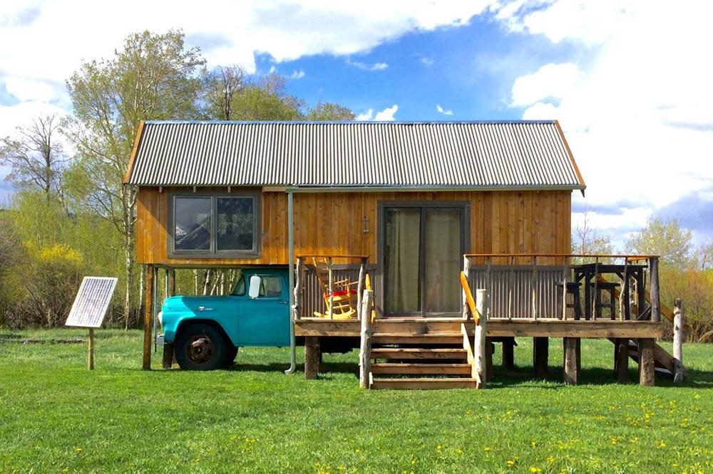 Stockman Tiny House