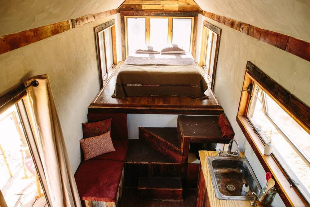 Main Bedroom - Stockman Tiny House
