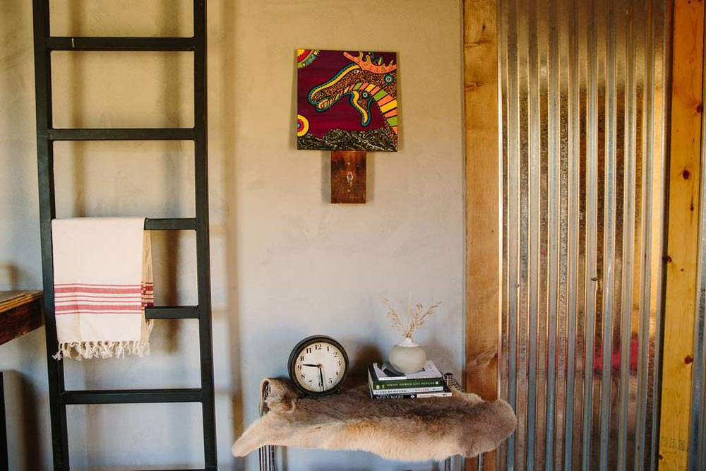 Decor - Stockman Tiny House