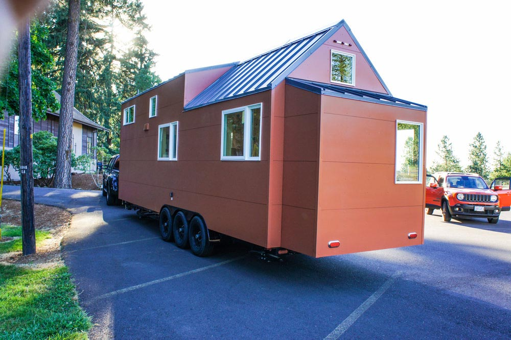 Modern Exterior - Kootenay Urban by TruForm Tiny