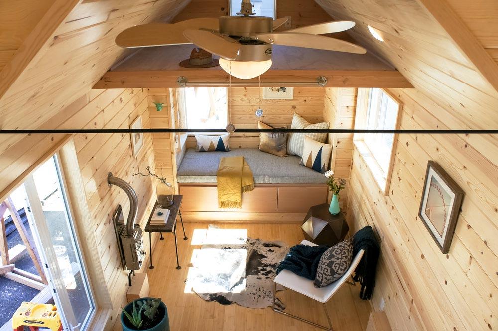 Living Area - Kootenay Urban by TruForm Tiny