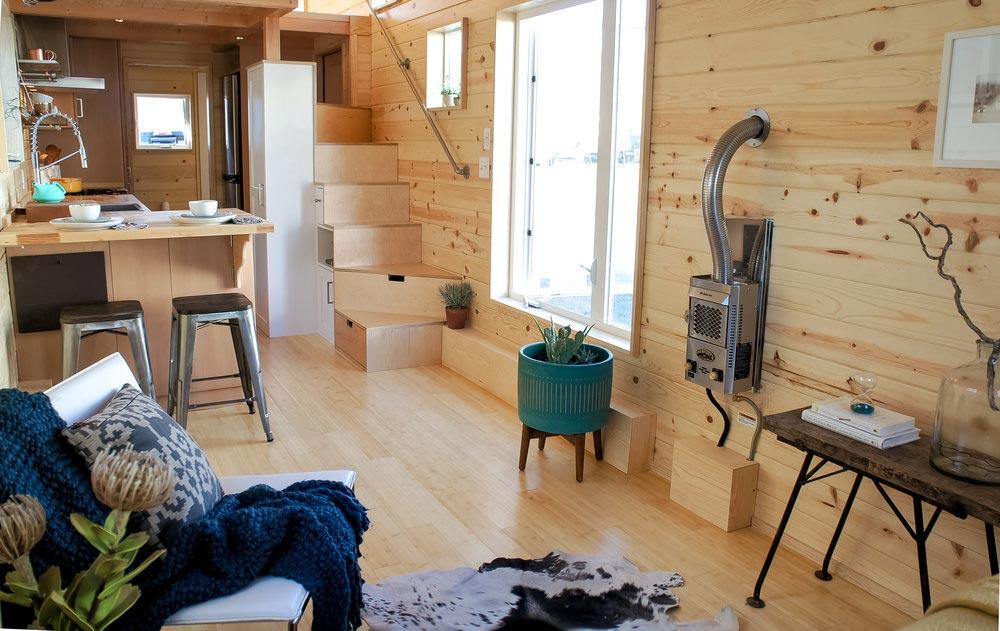 Living Room - Kootenay Urban by TruForm Tiny