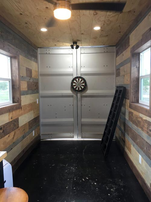 Dart Board - Workshop & Golf Tees by Backcountry Containers