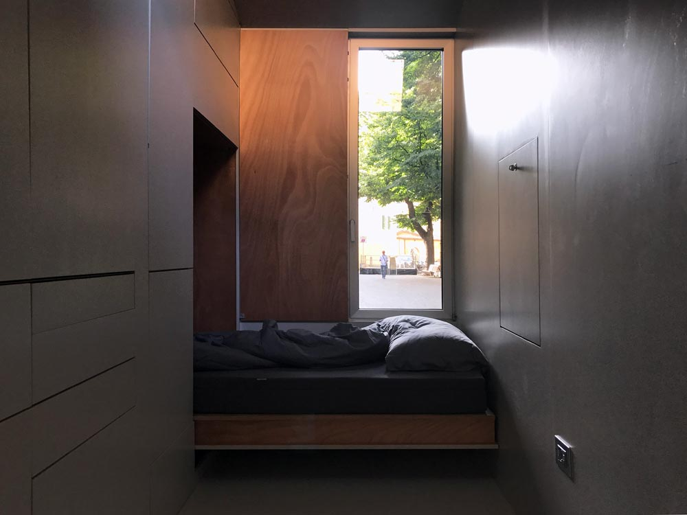 Murphy Bed - aVOID by Leonardo Di Chiara