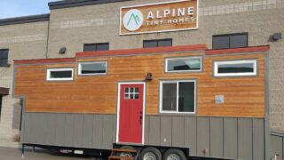 Cape Cod by Alpine Tiny Homes