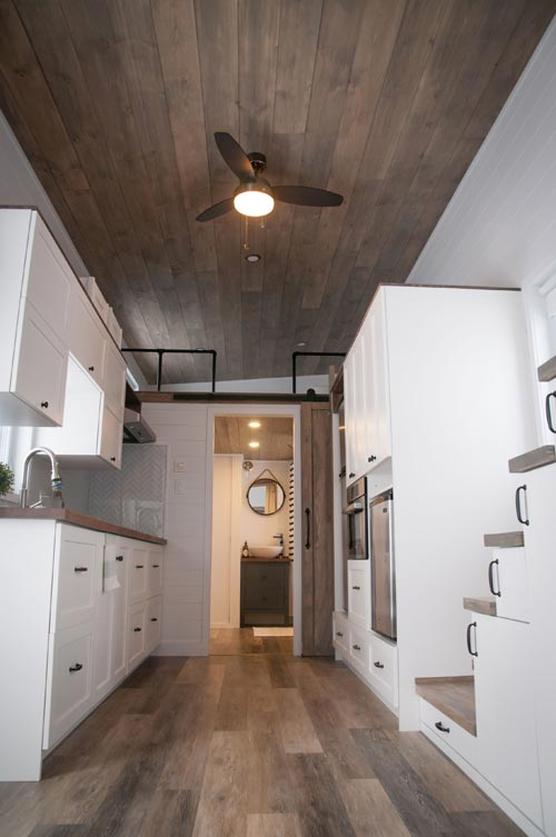 Small Loft Above Kitchen