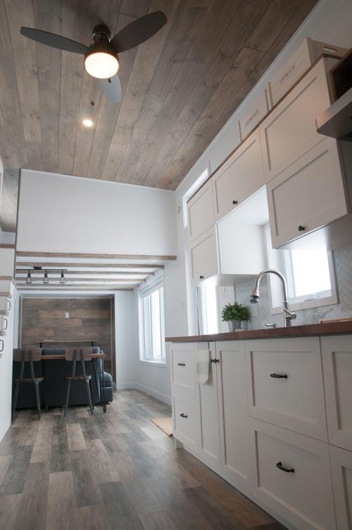 White Cabinets - Ebene by Minimaliste