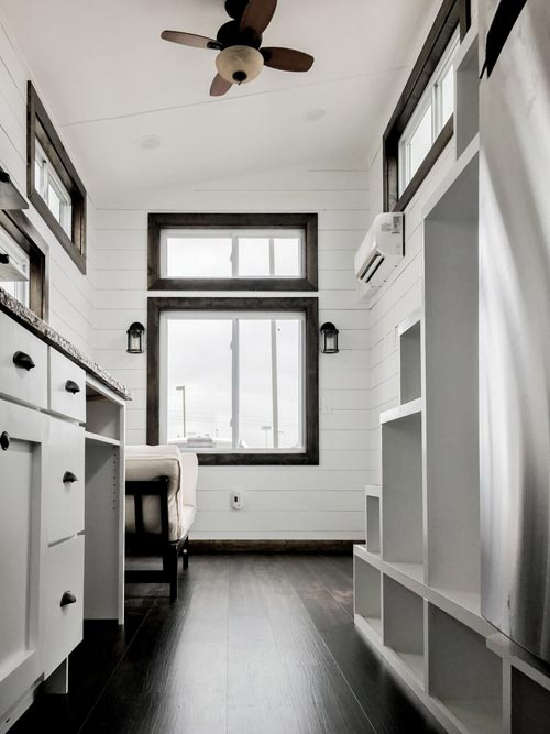 Galley Kitchen - Fernweh by Harmony Tiny Homes