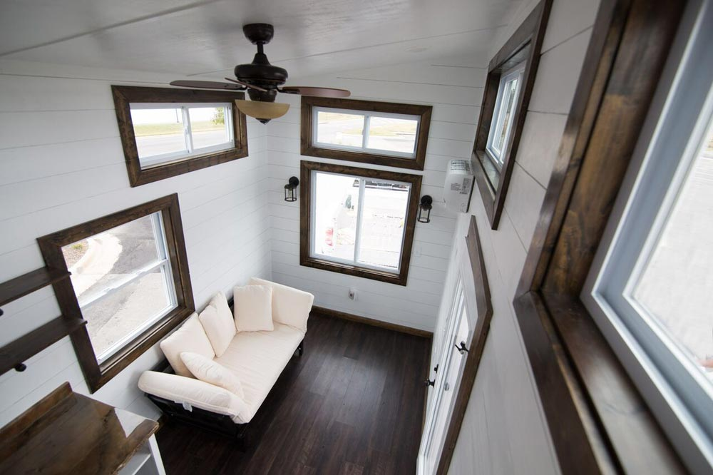 Aerial View - Fernweh by Harmony Tiny Homes