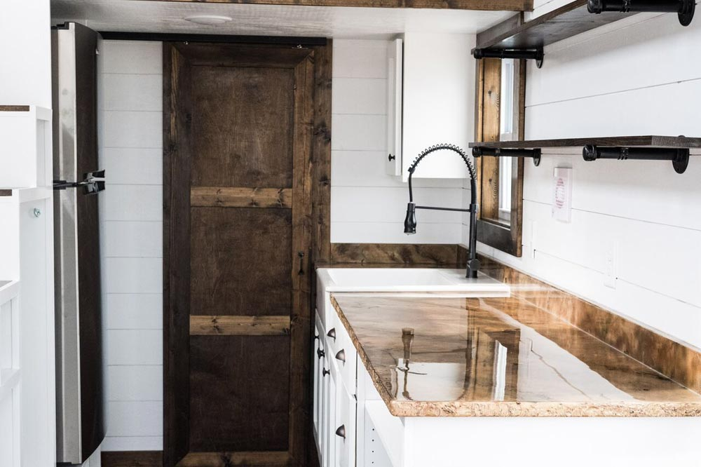 Kitchen - Fernweh by Harmony Tiny Homes