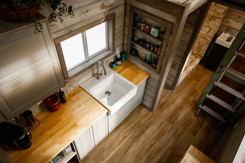 Custom 24' by Habeo Tiny Homes