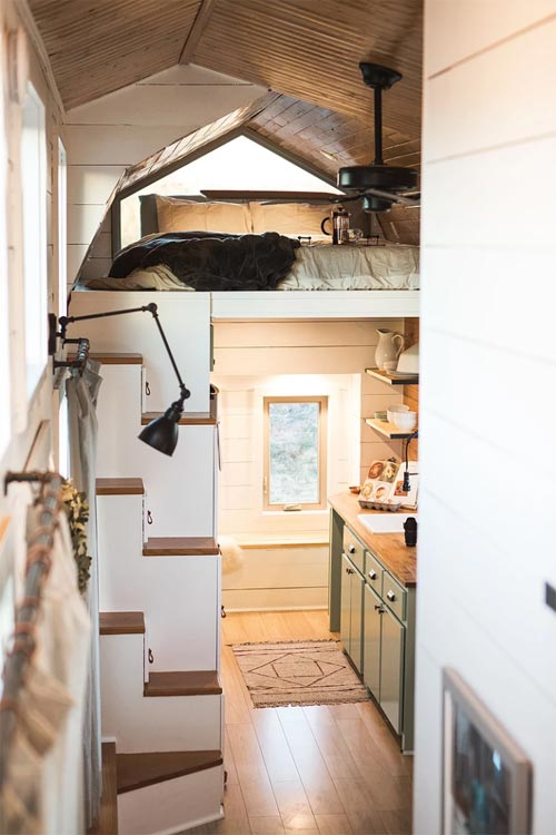 Kitchen & Loft - Molly by Tiny is Now