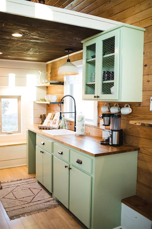 Kitchen Cabinets - Molly by Tiny is Now
